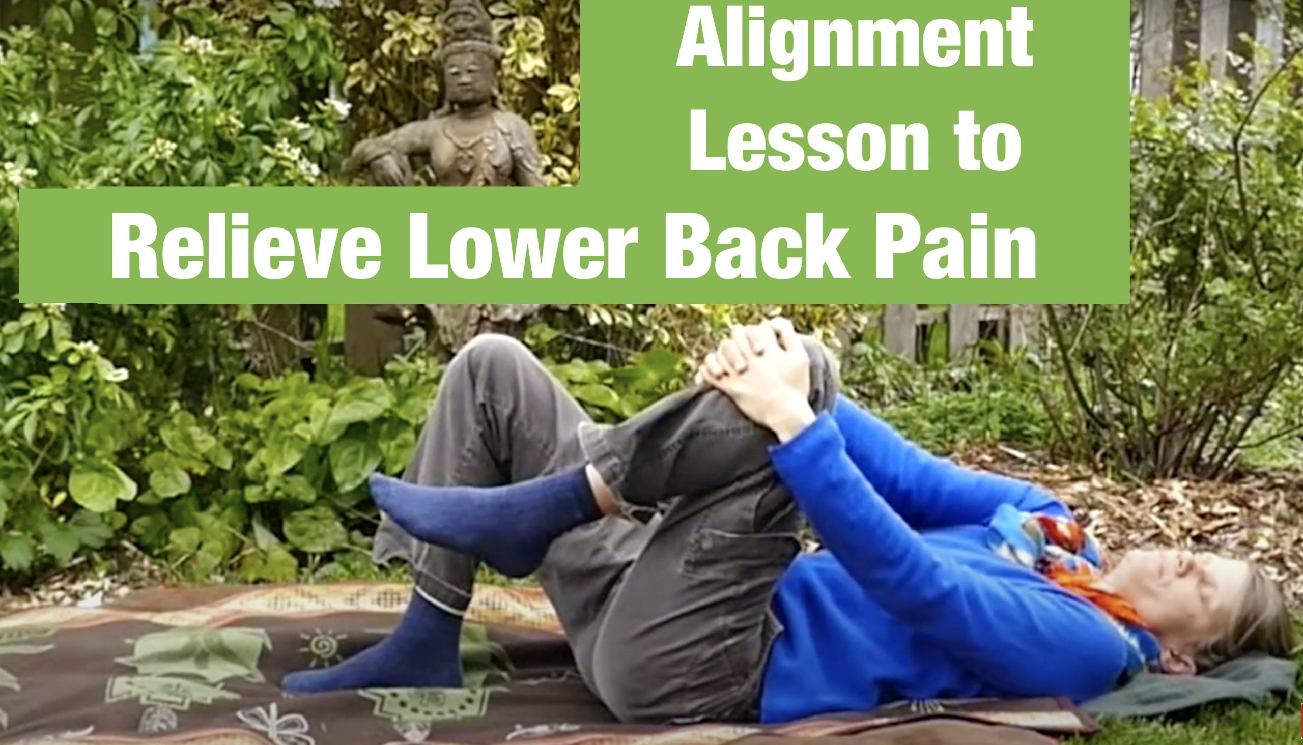 Relieve Lower Back Pain Video